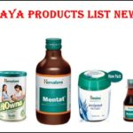 Himalaya All Products List