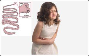 बच्चों के पेट में कीड़े की दवा