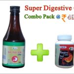 Digestive Care Syrup or Capsules