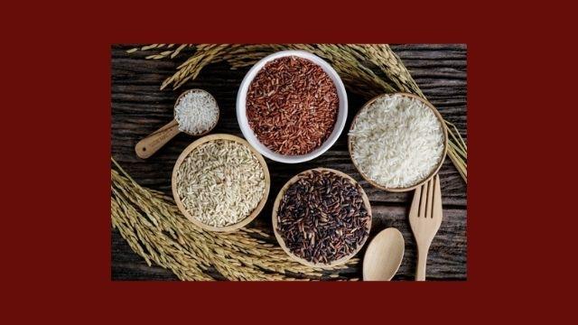 चावल के औषधीय गुण
